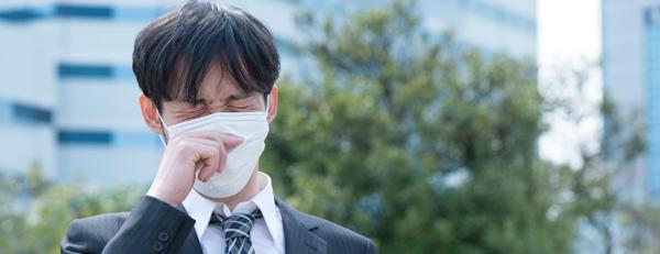 意外な関連性があった! 花粉症アレルギーがAGAを促進させるって本当?